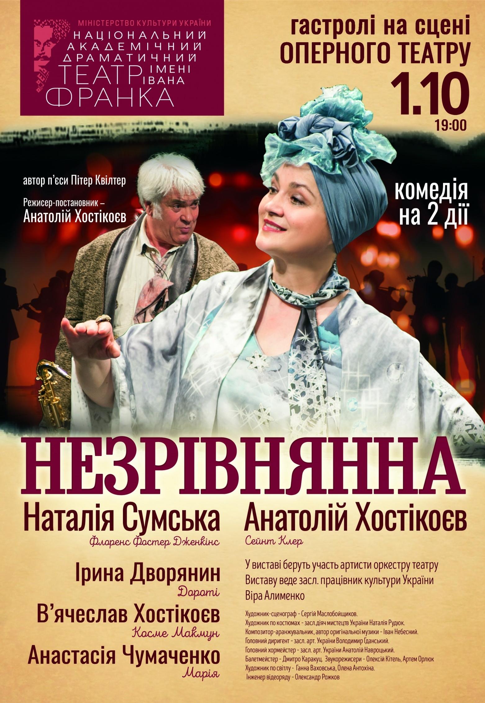 афиша театра для детей на ноябрь 2014