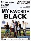 MY FAVORITE BLACK купить билет