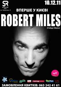 Robert Miles в Киеве