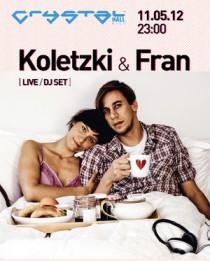 Oliver Koletzki and Fran