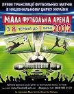Малая Футбольная Арена: Россия-Чехия