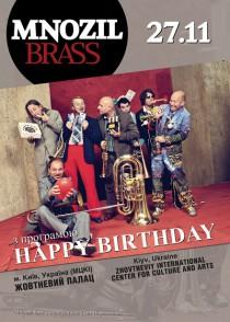 Mnozil Brass «Happy Birthday»