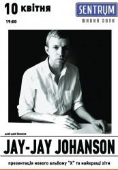 Jay-Jay Johanson