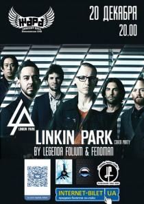 Linkin Park cover show