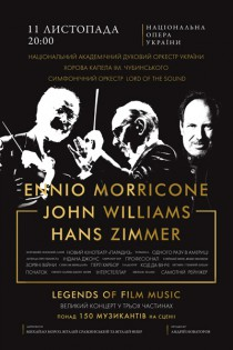 Ennio Morricone | John Williams | Hans Zimmer