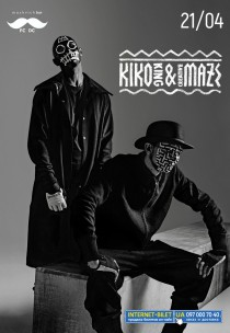"Концерт ""Kiko King & Creativemaze"""