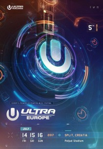 Автобусный тур на Ultra Music Festival Europe 2017 из г.Львов