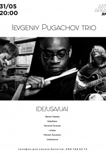 Ievgeniy Pugachov trio