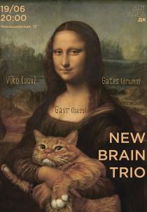New Brain Trio