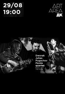 Dworak/Juhas/Pugachov/Pezda quartet