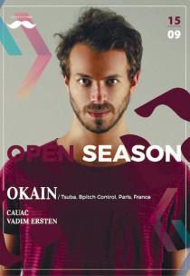 Открытие Сезона: Okain (Paris)