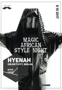 Hyenah/Objectivity, Berlin
