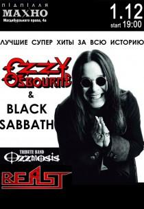 Ozzy OSBOURNE tribute BEAST