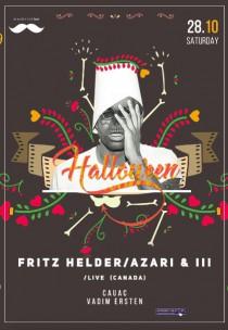 Helloween: Azari & III (Canada)