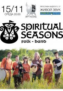 SPIRITUAL SEASONS