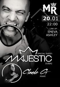 DJ MAJESTIC