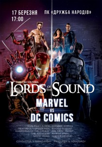 Lords of the Sound Marvel vs. DC Comics