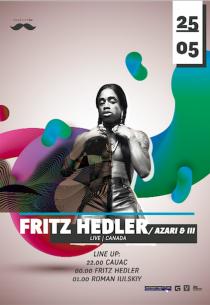 Fritz Helder / Azari & III (Canada)