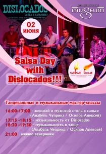 Salsa Day with Dislocados!!!
