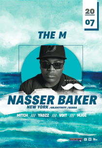 the M : Nasser Baker (New York / Objectivity)