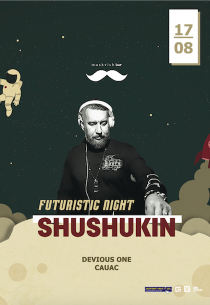 Shushukin / Futuristic Night