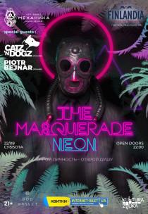 The Masquerade Neon