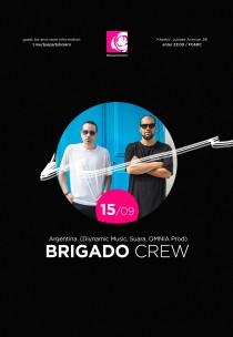 BRIGADO CREW. Argentina