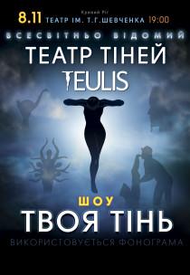 """«ВІЧНА ІСТОРІЯ» від Театру Тіней """"TEULIS"""""""