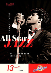 All Star Jazz - James Brown