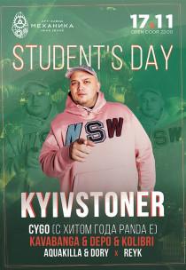 STUDENT`S DAY. KYIVSTONER