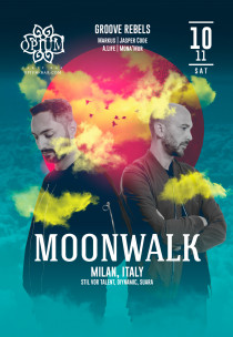Groove Rebels with Moonwalk