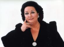Монтсеррат Кабалье: большой концерт с участием симфонического оркестра под руководством Хосе Колладо