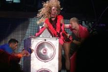В Киеве выступила Бритни Спирс (Britney Spears) (фото)