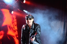 В Донецке прошел концерт Scorpions (ФОТО)