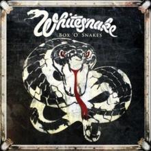 Whitesnake выпускают сборник альбомов