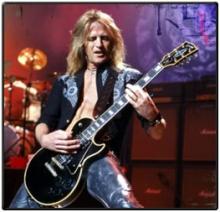 Интервью с гитаристом группы Whitesnake
