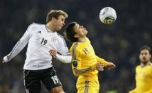 Украина - Германия завершили товарищеский матч со счётом 3:3 (фото, видео)