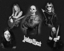 Judas Priest едут прощаться в Украину