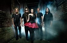 Evanescence - хедлайнер летнего фестиваля The Best City.UA