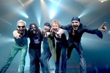 Билеты на Scorpions в Днепропетровске можно забрать самовывозом