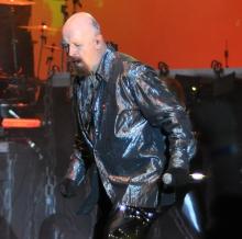 Концерт Judas Priest в Киеве фото (фотоотчёт)