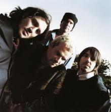 Red Hot Chili Peppers передали видео-привет поклонникам в Украине