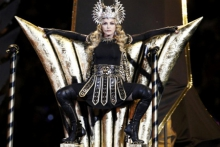 Стартовал новый тур Мадонны