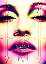 Представлена обложка турбука Мадонны MDNATour