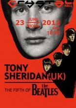 Концерт Тони Шэридана переносится
