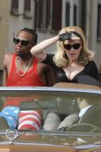 Madonna снимает новый клип