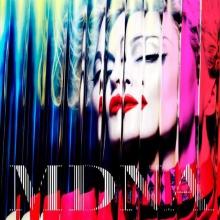 Madonna выпустила один из самых продаваемых в 2012 году альбомов