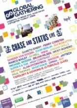 Пре-пати Global Gathering охватят разные города Украины