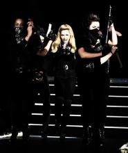Madonna исполнила Love Spent в Копенгагене (видео)