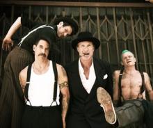 Записи с концерта Red Hot Chili Peppers в Киеве появились в продаже